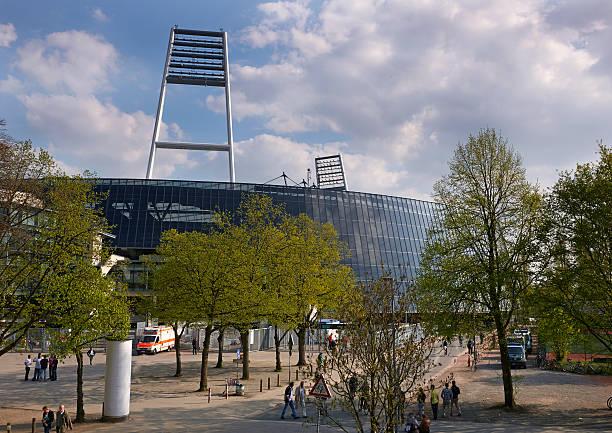 Weserstadion, home of Werder Bremen
