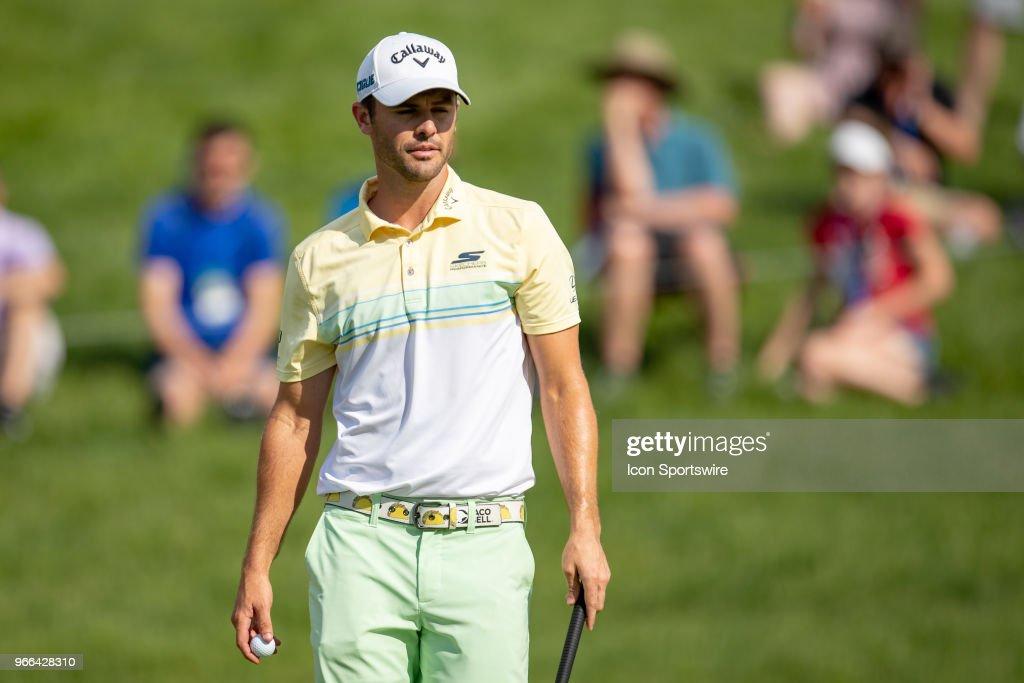 GOLF: JUN 02 PGA - the Memorial Tournament : News Photo