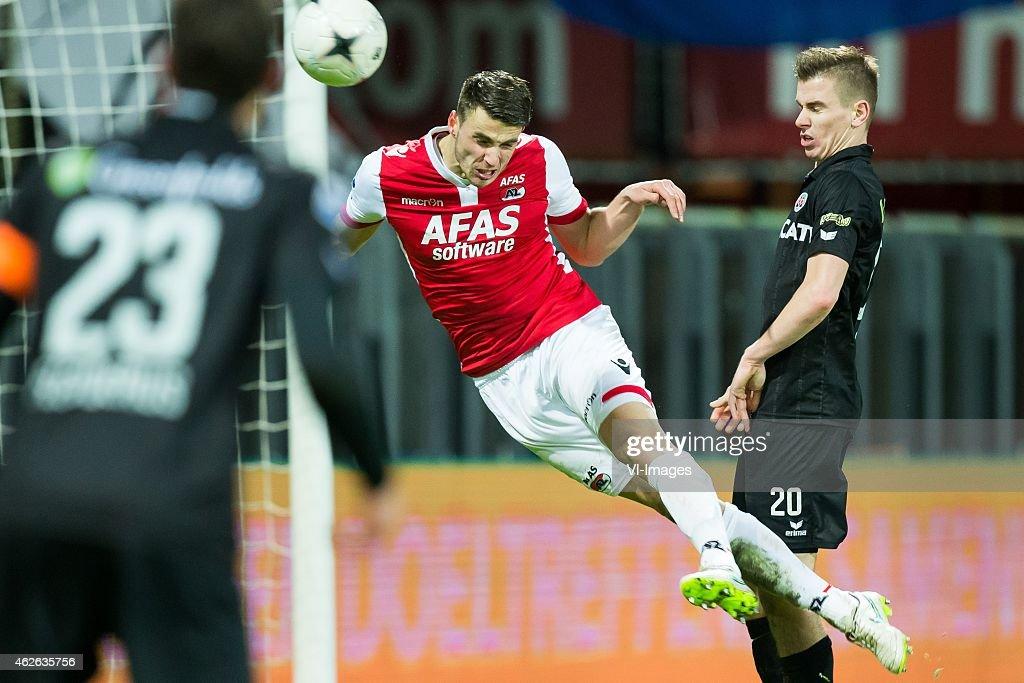 """Dutch Eredivisie - """"AZ v Heracles Almelo"""" : News Photo"""