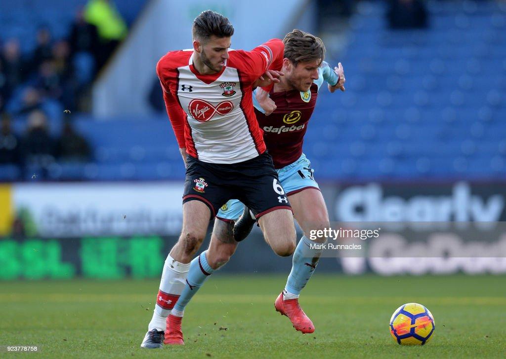 Burnley v Southampton - Premier League : News Photo