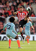 southampton england wesley hoedt southampton action