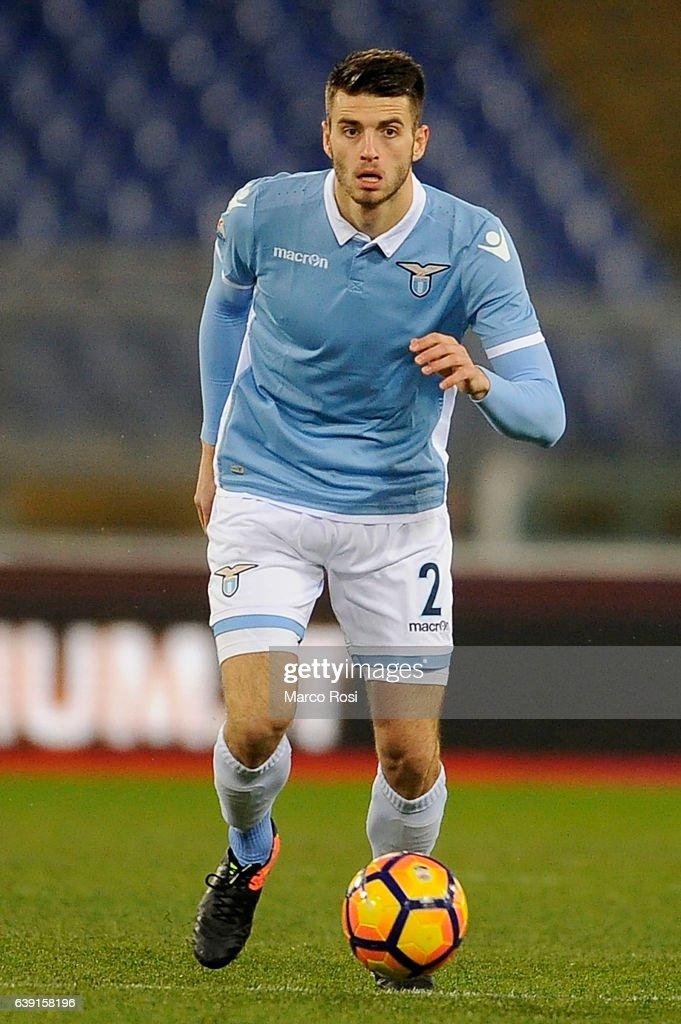 SS Lazio v Genoa CFC - TIM Cup : News Photo