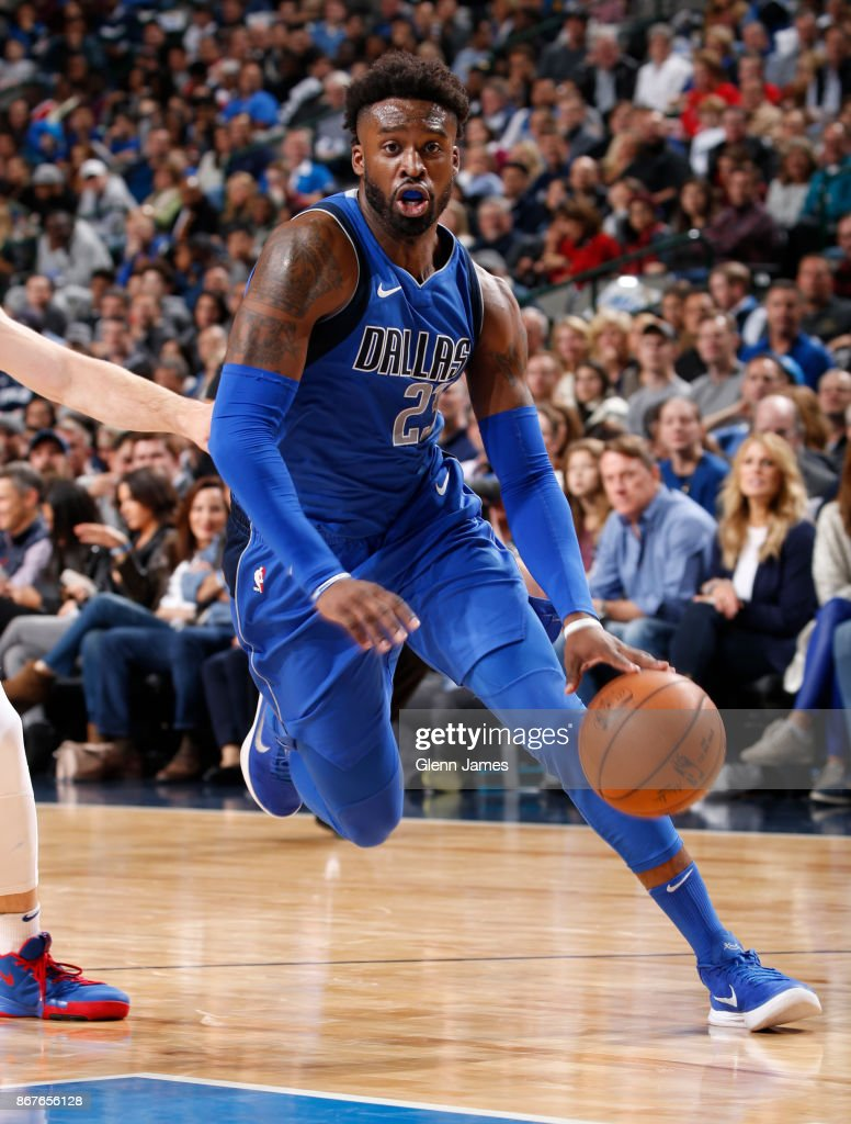 Philadelphia 76ers v Dallas Mavericks : News Photo