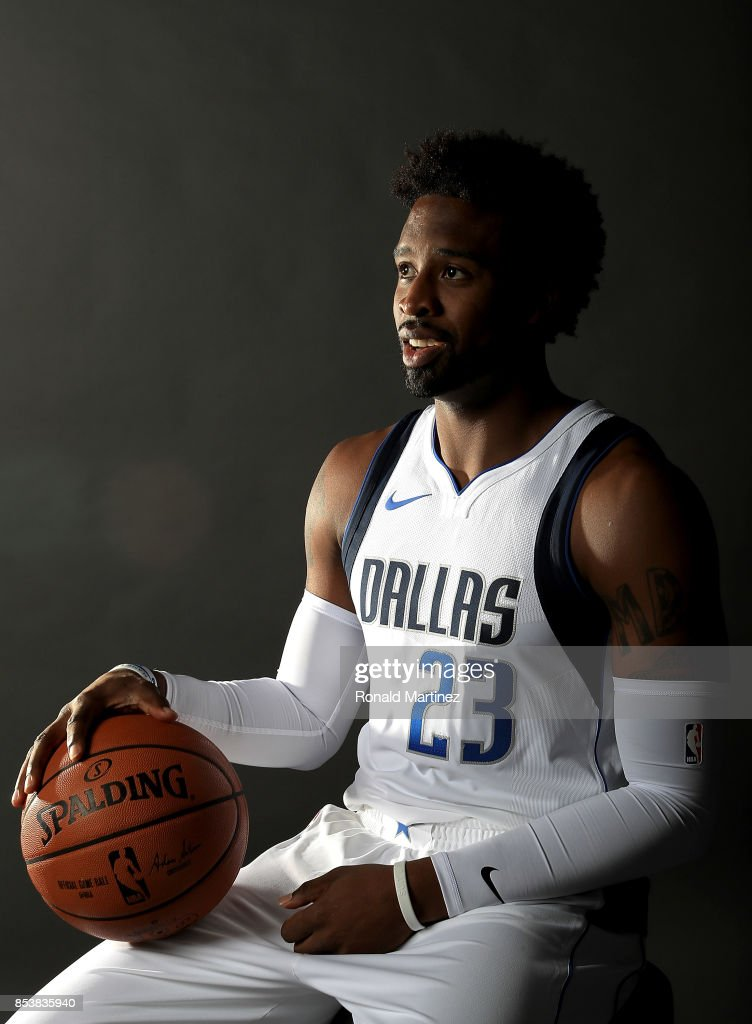 Dallas Mavericks Media Day : News Photo