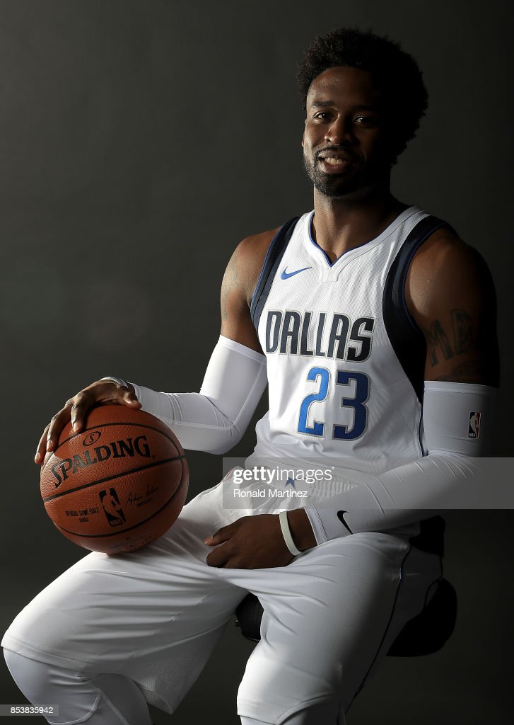 Dallas Mavericks Media Day