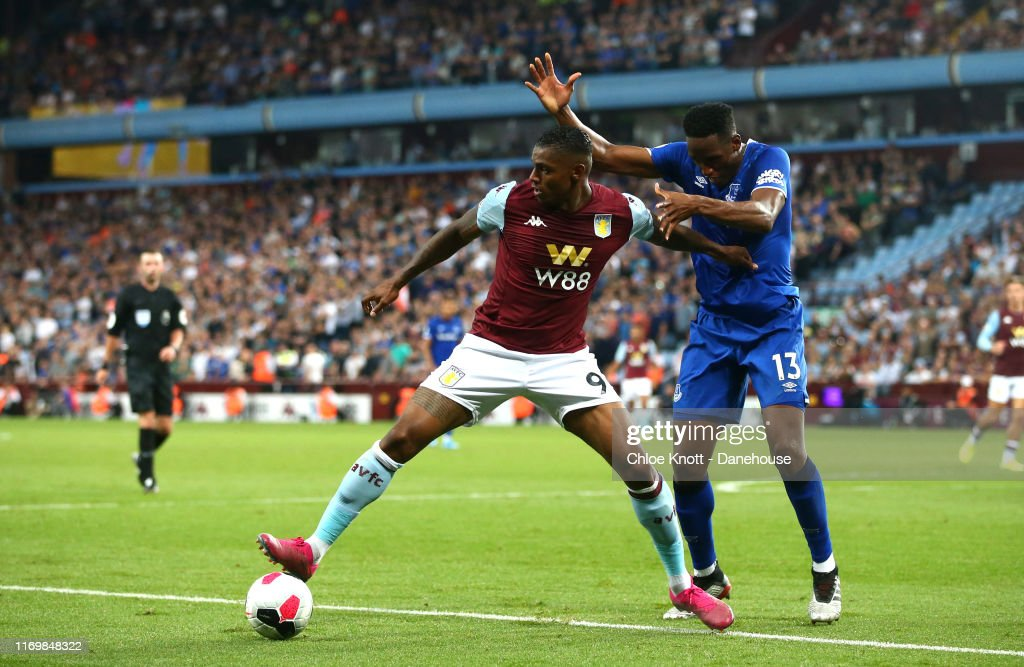 Aston Villa v Everton FC - Premier League : News Photo