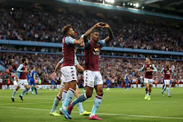 GBR: Aston Villa v Everton FC - Premier League