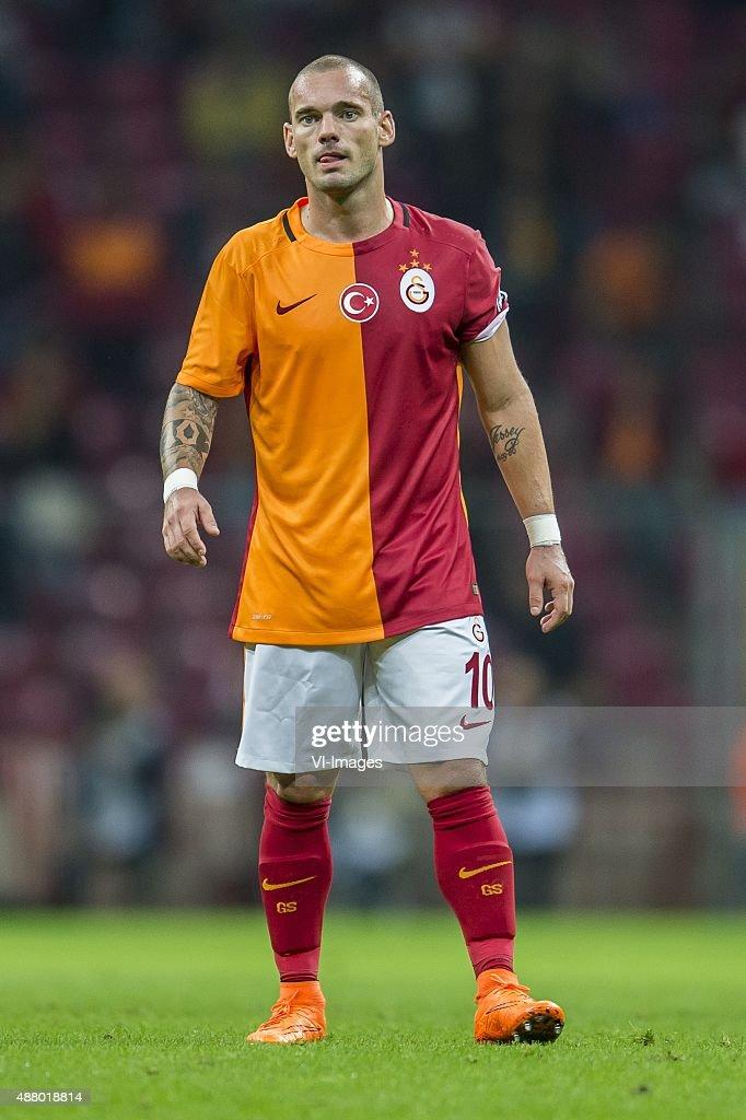 "Super Lig - ""Galatasaray v Mersin Idmanyurdu"" : News Photo"