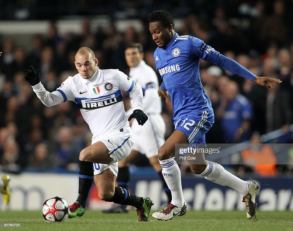 Chelsea v Inter Milan - UEFA Champions League : News Photo