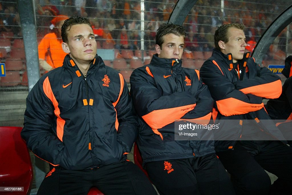 Friendly - Holland : News Photo