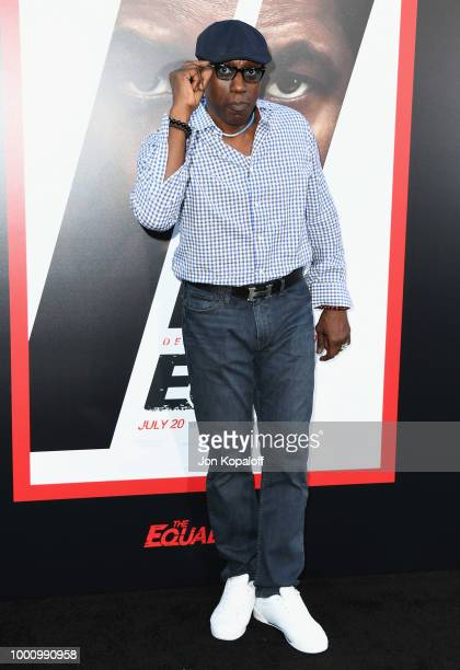 Wesley Snipes attends premiere of Columbia Picture's Equalizer 2 at TCL Chinese Theatre on July 17 2018 in Hollywood California
