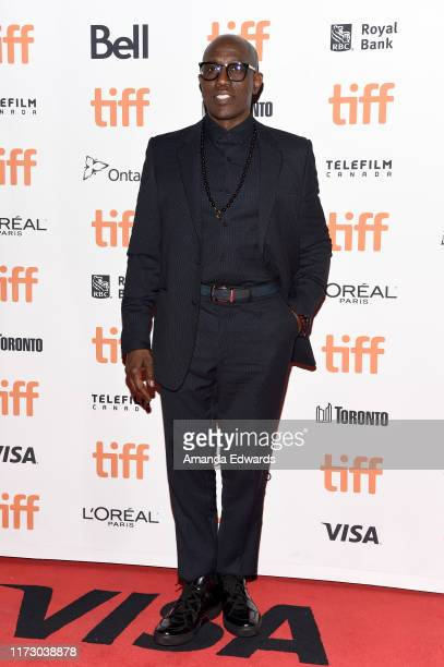 Wesley Snipes attends the Dolemite Is My Name premiere during the 2019 Toronto International Film Festival at Princess of Wales Theatre on September...