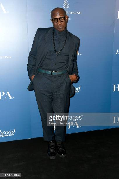 Wesley Snipes attends the HFPA/THR TIFF PARTY during the 2019 Toronto International Film Festival at Four Seasons Hotel on September 07, 2019 in...