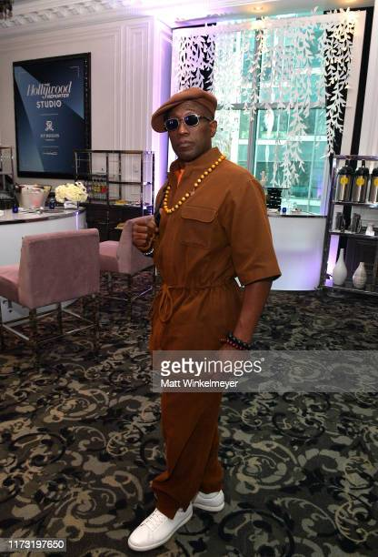Wesley Snipes attends The Hollywood Reporter TIFF Studio presented by St Regis MAC and Martell at The St Regis Toronto on September 08 2019 in...