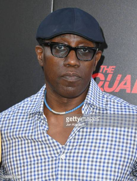 Denzel Washington attends premiere of Columbia Picture's 'Equalizer 2' at TCL Chinese Theatre on July 17 2018 in Hollywood California