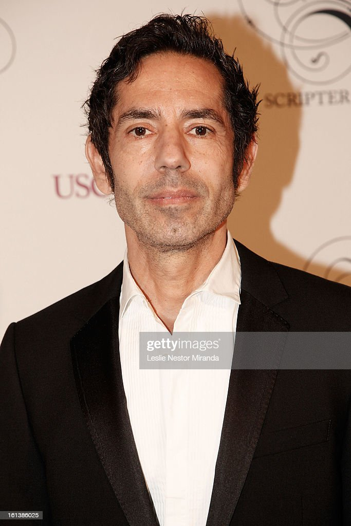 Wesley Strick attends The USC Libaries Twenty-Fifth Anuual Scripter Awards at USC Campus, Doheney Library on February 9, 2013 in Los Angeles, California.