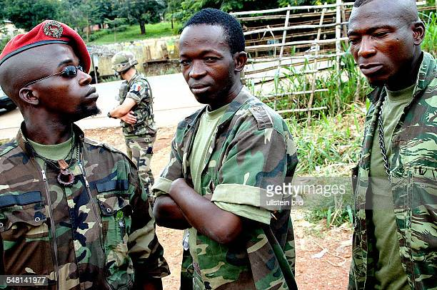 The Forces Nouvelles have been active as a fighting force since 2002 when Ivory Coast split in two with the North controlled by the rebels and the...