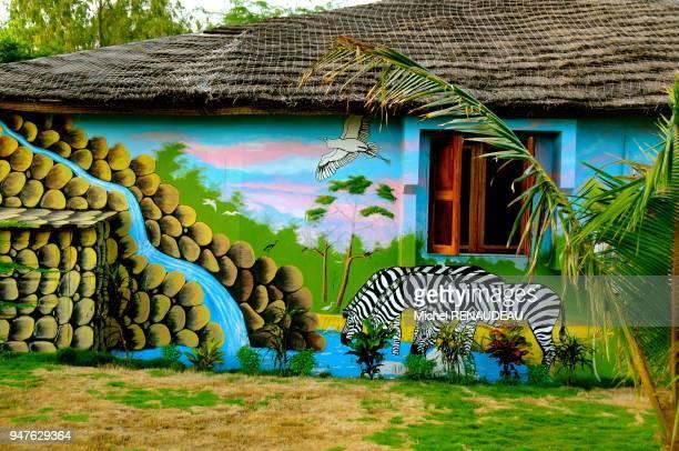 West Africa Senegal SineSaloum Djiler Djidiack Djilor Lodge Village Fagapa Afrique de l'ouest Senegal SineSaloum Djiler Djidiack Lodge de Djilor...