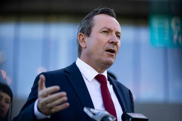 AUS: WA Premier Mark McGowan Gives COVID-19 Update