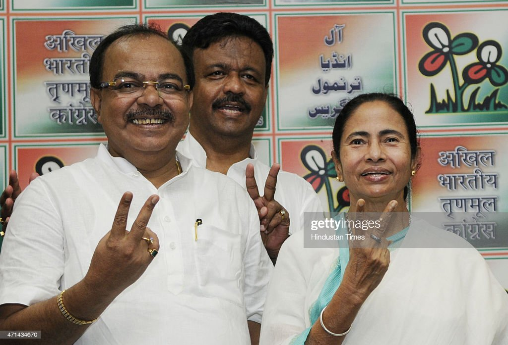 Mamta Routs Rivals In Bengal Civic Polls