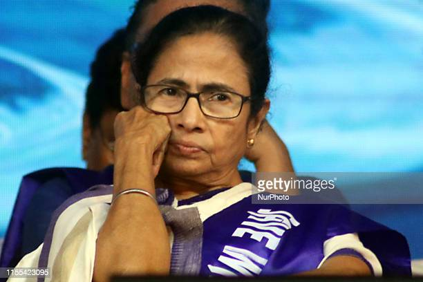 West Bengal Chief Minister Mamata Banerjee along Intellectuals, Students,Journalist,Government Administrate officers and Public's took part in Save...