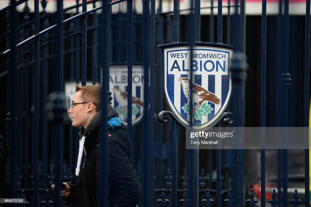 West Bromwich Albion v Crystal Palace - Premier League : News Photo