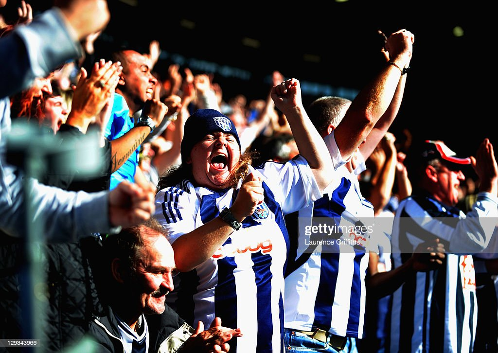 West Bromwich Albion v Wolverhampton Wanderers - Premier League : News Photo
