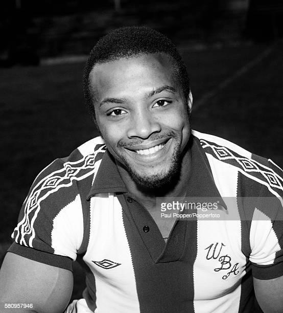 West Bromwich Albion footballer Cyrille Regis circa 1979