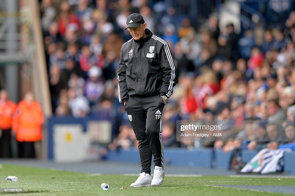 West Bromwich Albion v Watford - Premier League : News Photo
