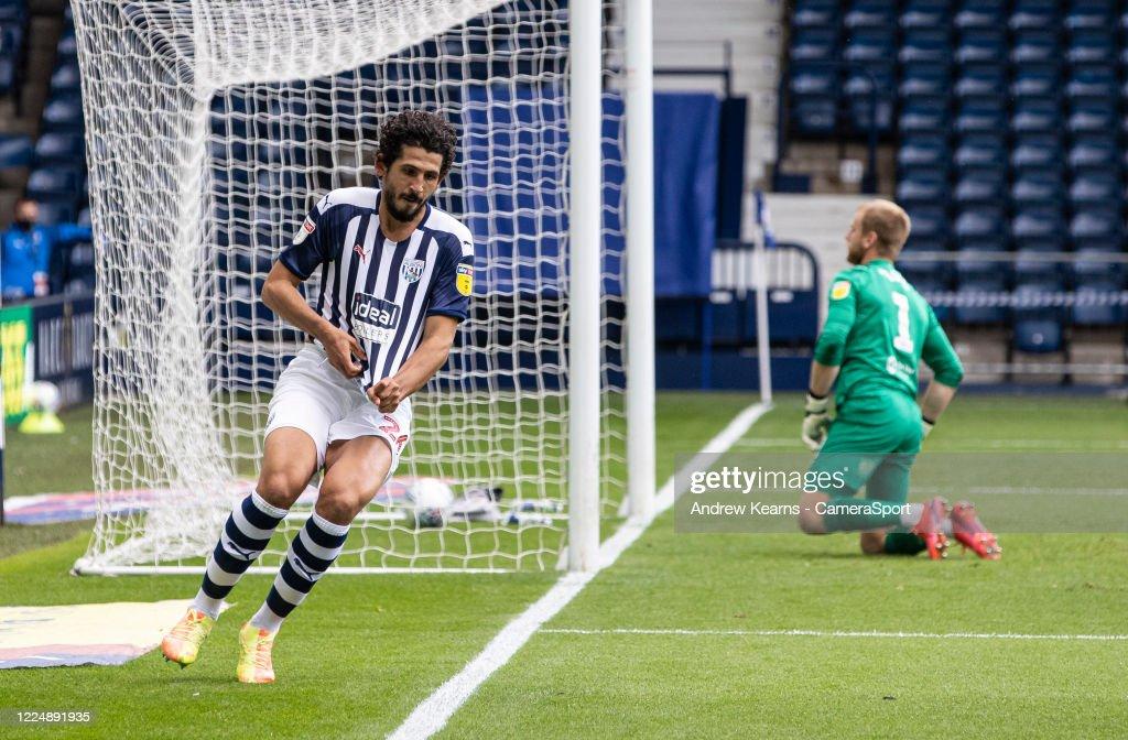 West Bromwich Albion v Hull City - Sky Bet Championship : News Photo