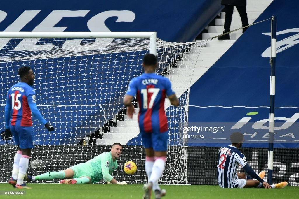 FBL-ENG-PR-WEST BROM-CRYSTAL PALACE : ニュース写真
