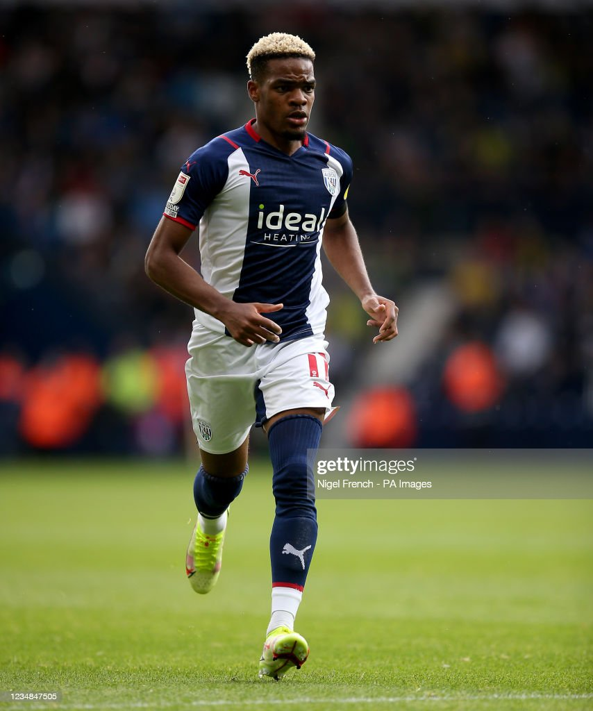 West Bromwich Albion v Luton Town - Sky Bet Championship - The Hawthorns : News Photo