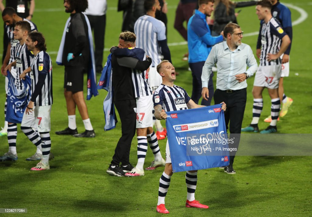 West Bromwich Albion v Queens Park Rangers - Sky Bet Championship - The Hawthorns : News Photo