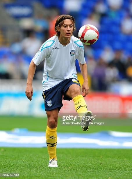 West Bromwich Albion's Marek Cech