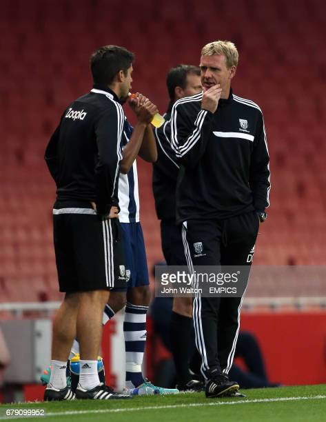 West Bromwich Albion's Senior Professional Development Coach David Oldfield