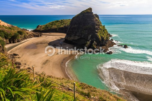 West Coast Beach Piha Auckland New Zealand