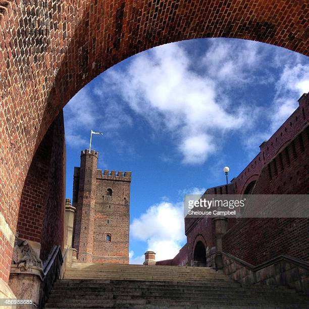 west coast of sweden - helsingborg stock pictures, royalty-free photos & images