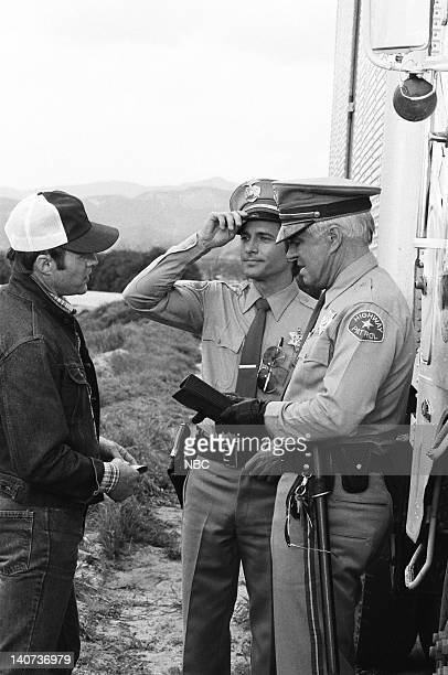 TEAM West Coast Turnaround Episode 9 Pictured Unknown Dirk Benedict as Templeton 'Faceman' Peck George Peppard as John 'Hannibal' Smith Photo by NBCU...