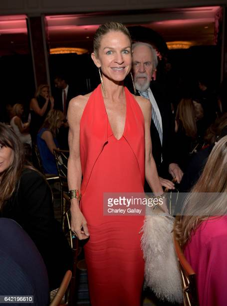 West Coast VIP Relations Director Crystal Lourd attends WCRF's An Unforgettable Evening presented by Saks Fifth Avenue at the Beverly Wilshire Four...