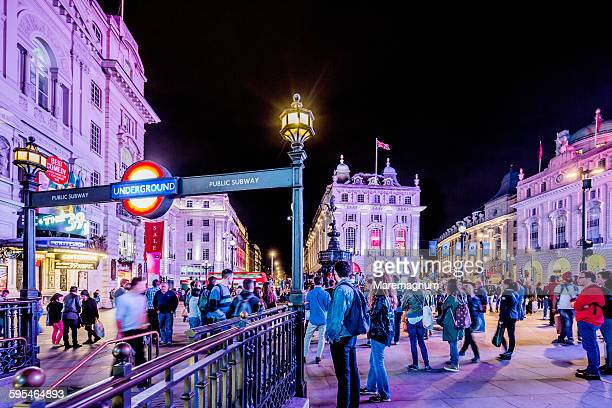 West End, Piccadilly Circus