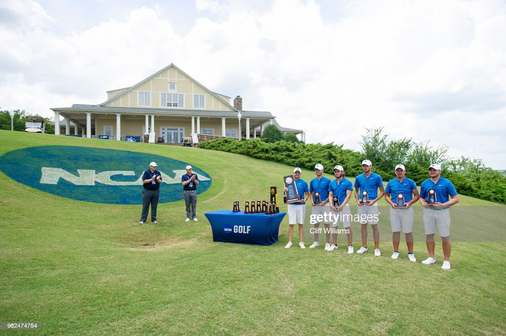 2018 NCAA Division II Men's Golf Championship - Match Play