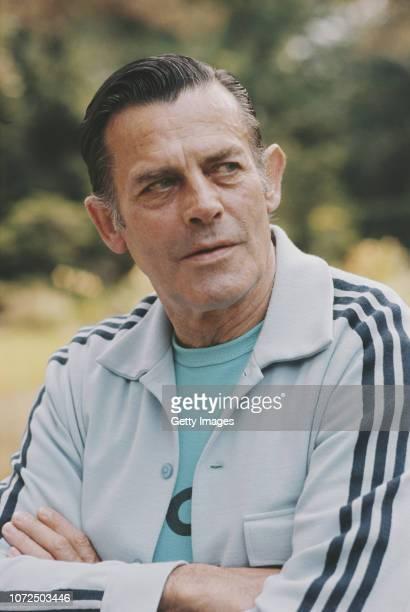West German Football coach Herbert Widmayer pictured circa 1966