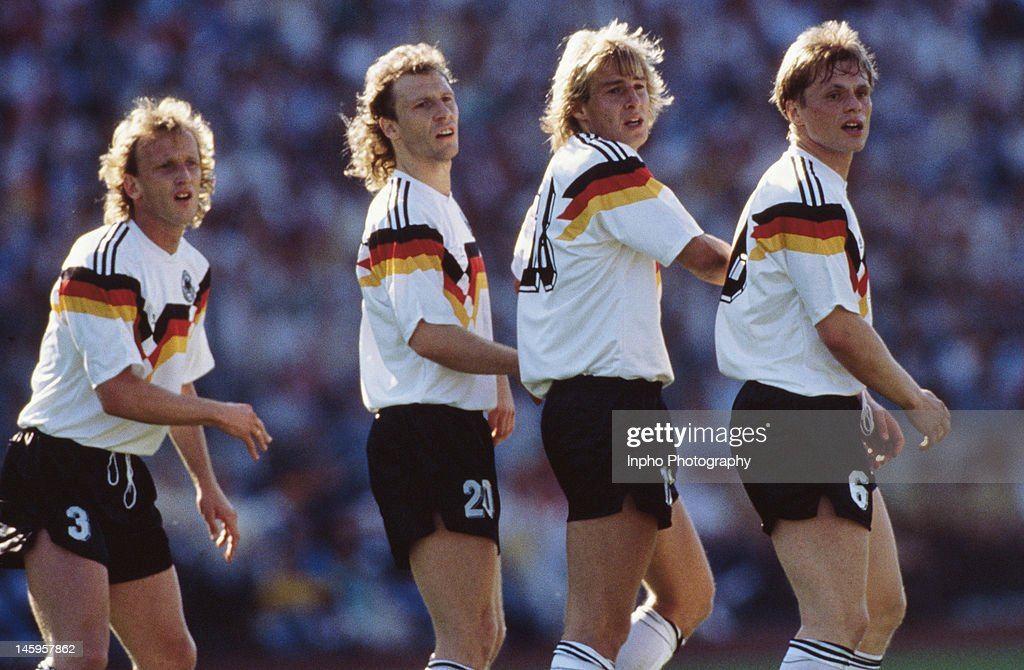 UEFA Championship, 1988 - West Germany v Denmark,  Group Stage