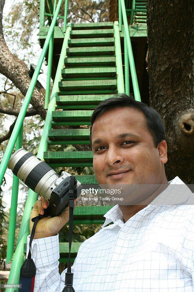 West Godavari District Collector Lav Agarwal : News Photo