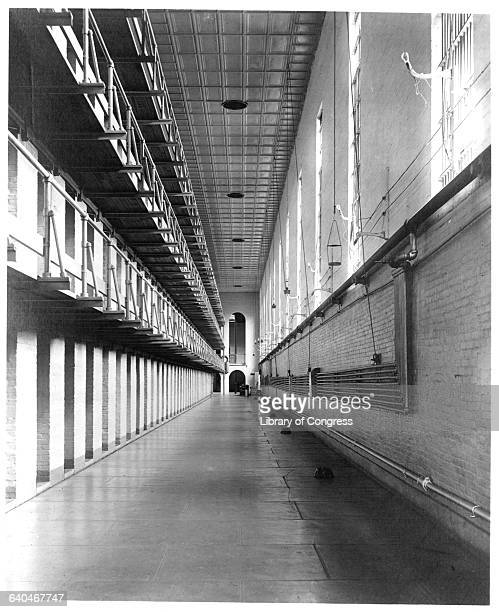 West Hall of Clinton Prison