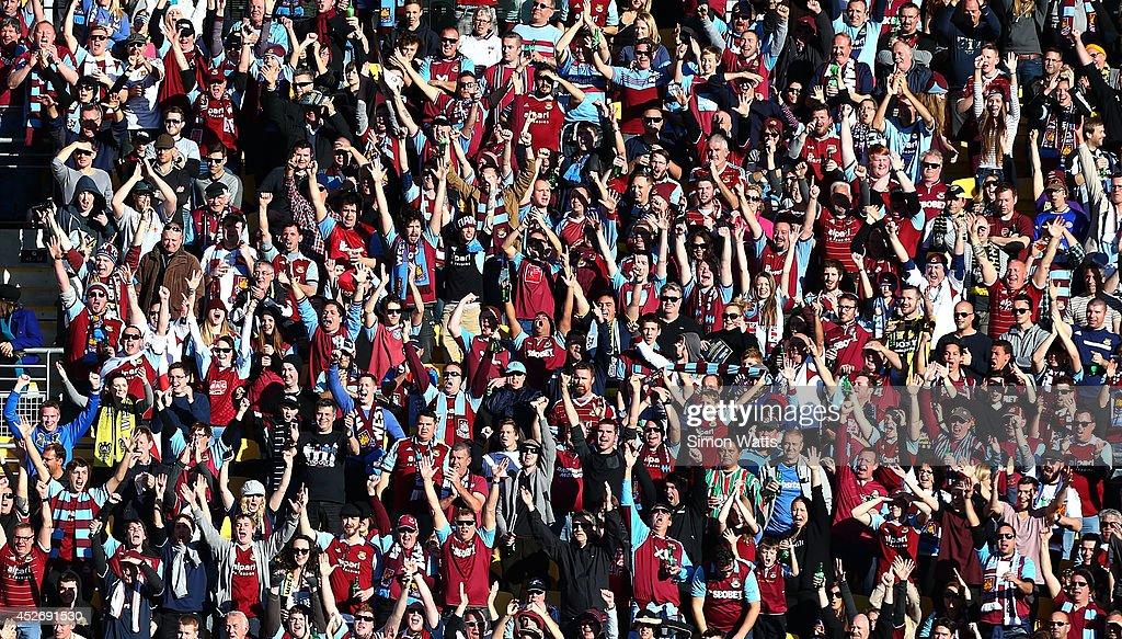 Sydney FC v West Ham United - Football United New Zealand Tour 2014 : News Photo