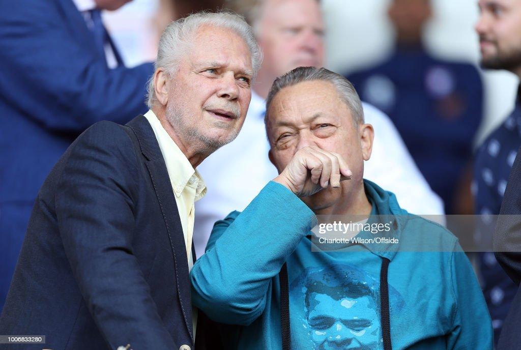 Ipswich Town v West Ham United - Pre-Season Friendly : News Photo