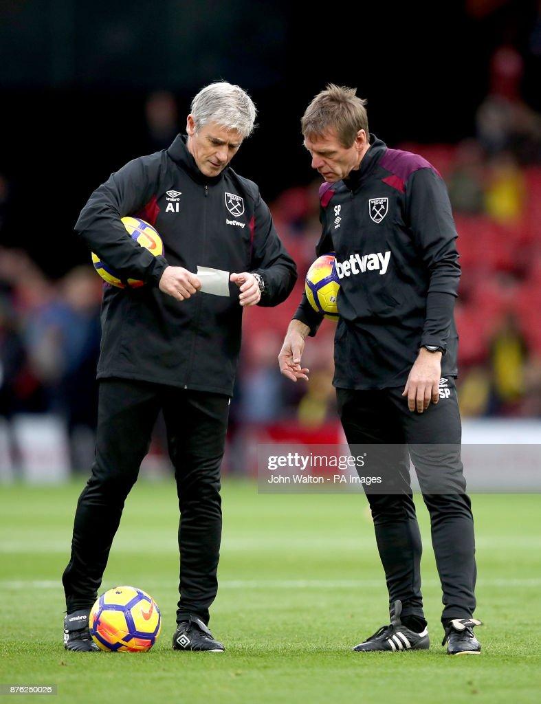 West Ham United assistant coac...