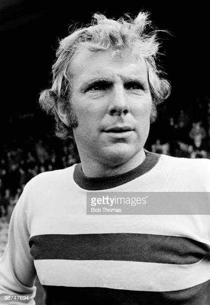 West Ham United captain Bobby Moore at Upton Park circa 1969
