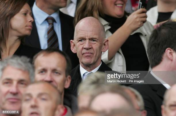 West Ham United chairman Eggert Magnusson